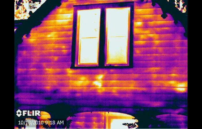 IR 0655 1 - Building Infrared Inspection
