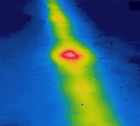 Steam leak 2 1 - Commercial Infrared
