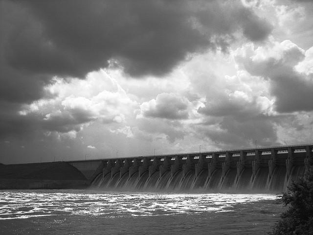 Keystone Dam, OK