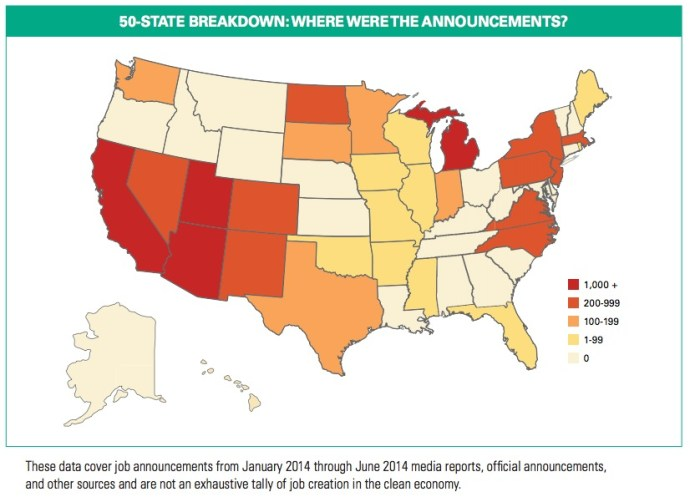 50-STATE BREAKDOWN: WHERE WERE THE ANNOUNCEMENTS?