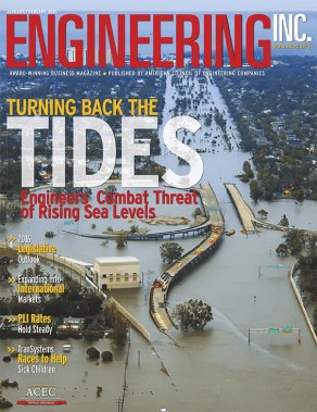 Engineering Inc. - Turning Back the Tides