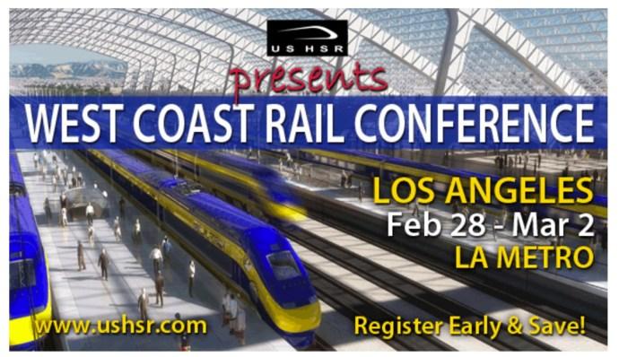 2017 West Coast Rail Conference