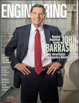Engineering, Inc. - July/ August Cover