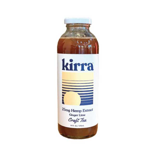Ginger Lime Tea | Kirra Life