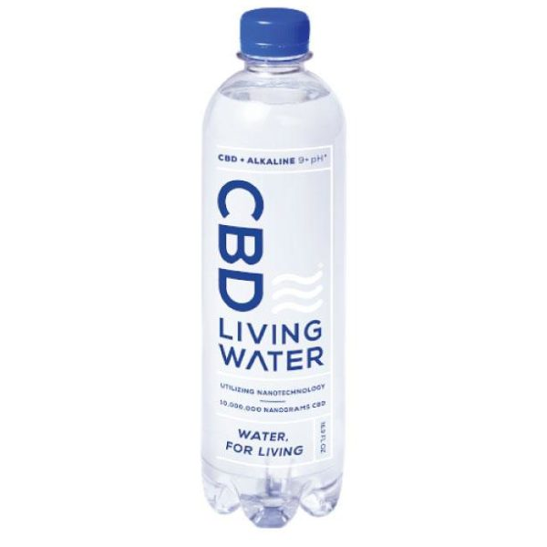 CBD Water | CBD living