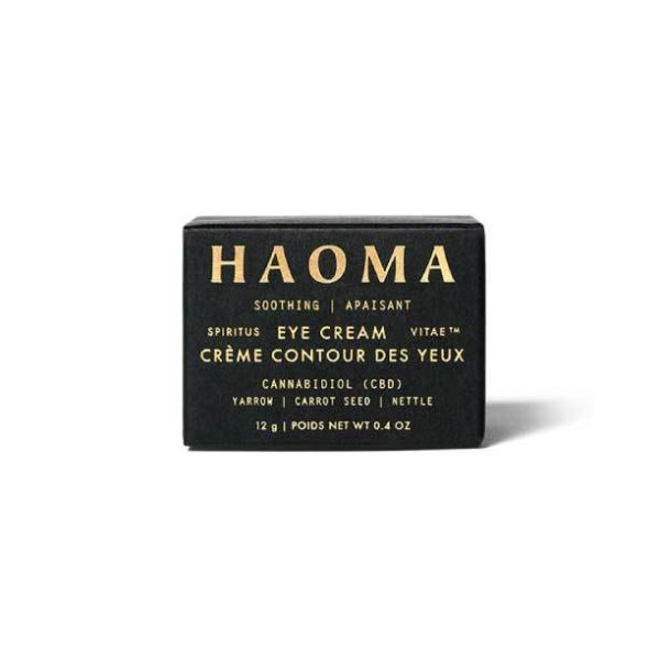 Soothing CBD Eye Cream | Haoma