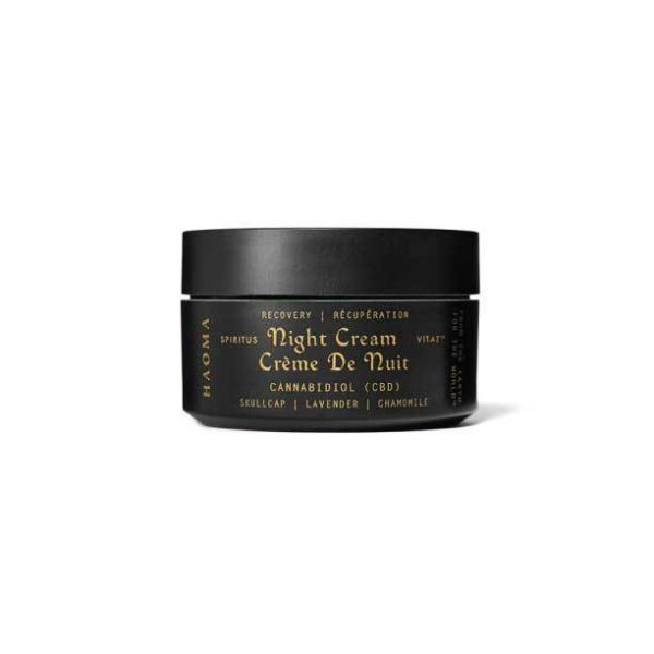 Haoma | Recovery CBD Night Cream