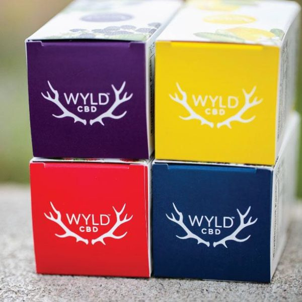 Infused CBD Gummies Wyld CBD Gummies Shop online in-store CBD Relaxation