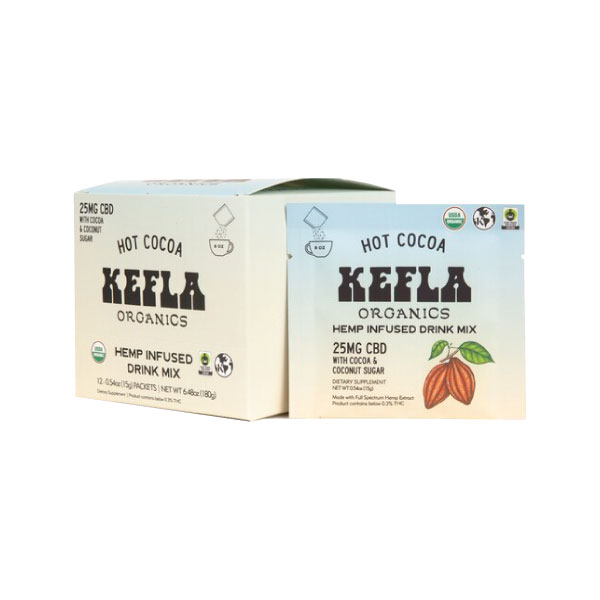 CBD Hot Chocolate | Kefla