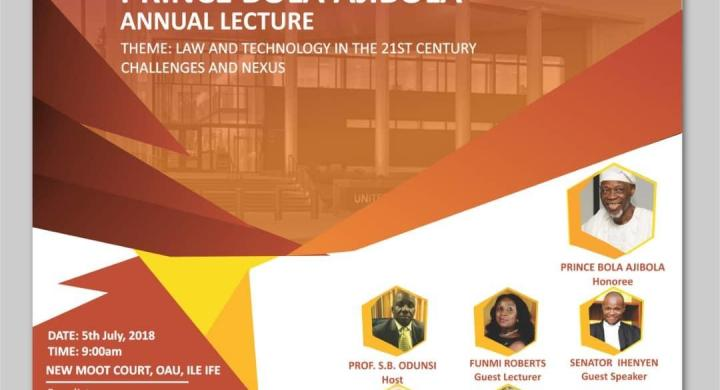 Law and Technology in the 21st Century—Challenges and Nexus by Senator Ihenyen, Infusion Lawyers