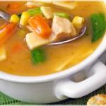 supa de pui pentru raceala si gripa