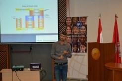 Prof. Nicolás Wallat, representante local de DAAD en Paraguay.