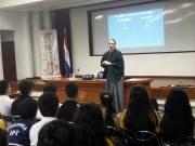 Conferencia realizada en el IPT sobre Enseñanza Marcial Samurai