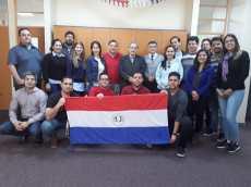 Estudiantes de la 7º Edición del Magíster en Ingeniería Industrial