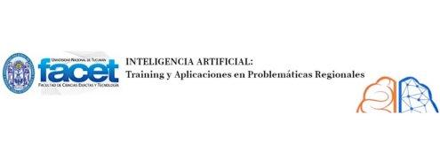 """""""Workshop Inteligencia Artificial: Training y aplicaciones en problemáticas regionales"""""""