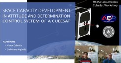 IV Workshop Latinoamericano sobre CubeSat