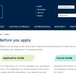 Becas para la universidad de Oxford. Clarendon Fund Scholarships