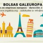Bolsas Galeuropa!! 2 meses de prácticas en empresas do estranxeiro
