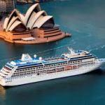Trabaja en los cruceros Oceania
