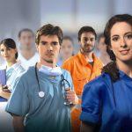 6 enfermeros para Bélgica