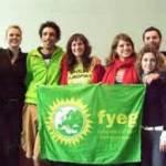 Trabajr en Bruselas en una Asociaciòn Medioambiental