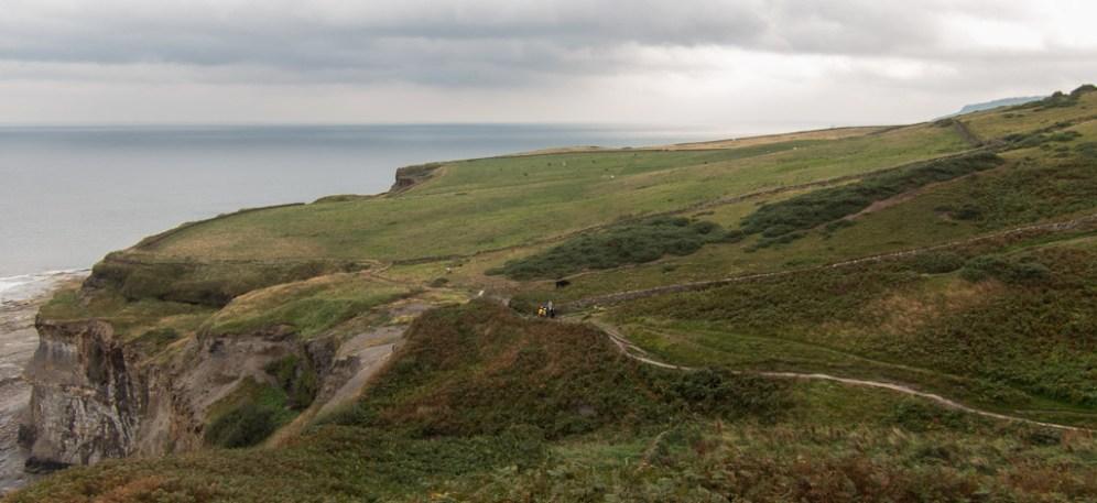 Cliffs near Robin Hood's Bay