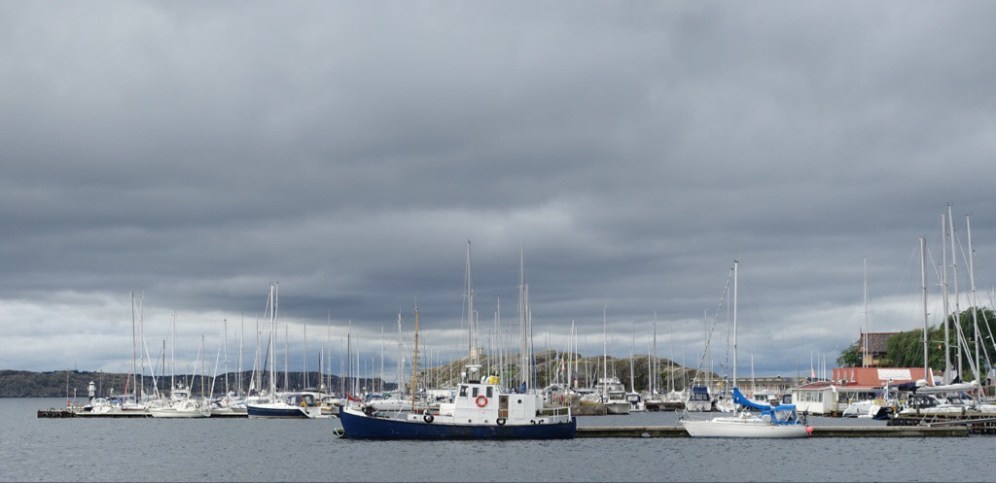 Lyseki harbour