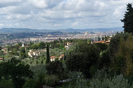 Looking back at Florence