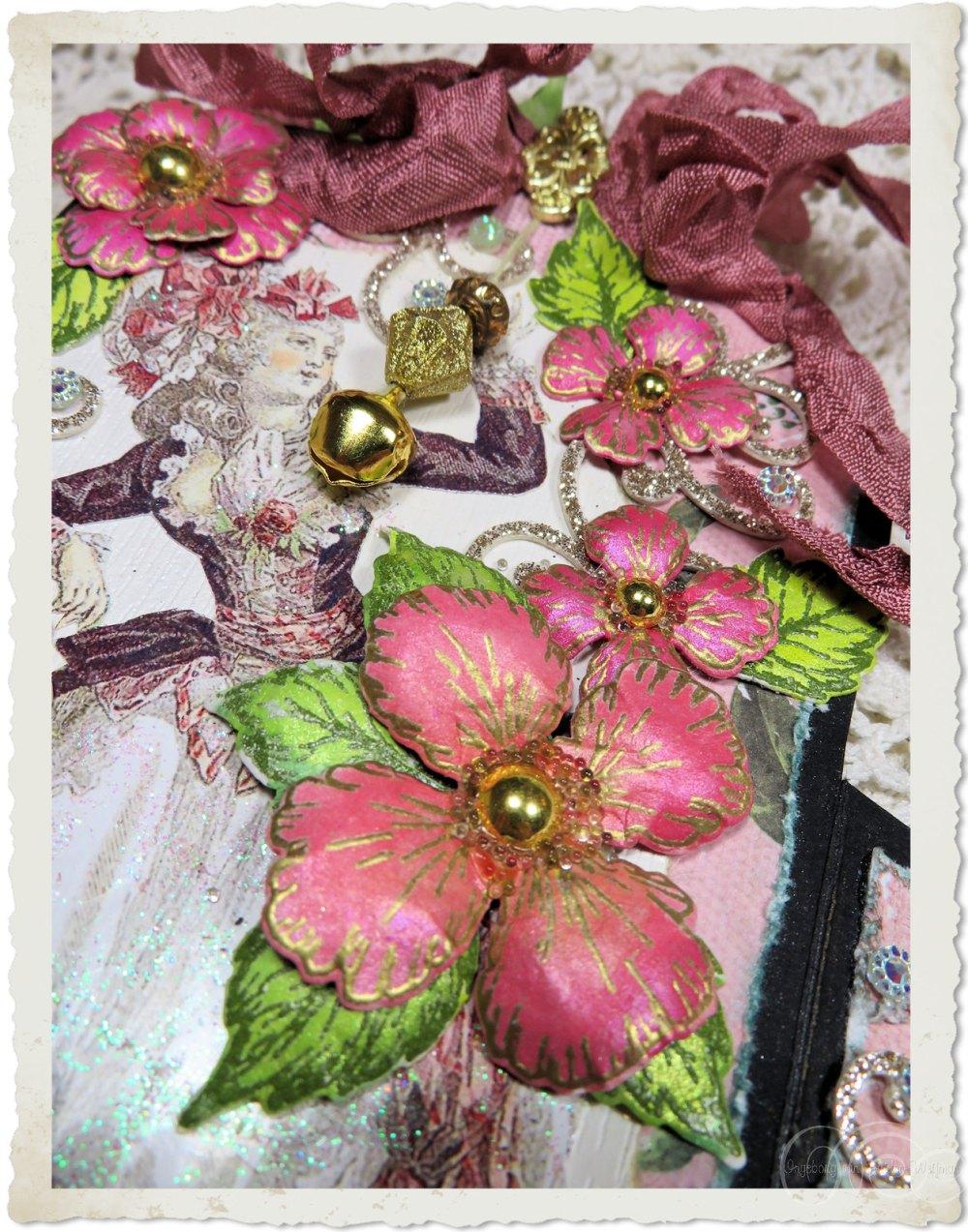Oakberry Lane flowers from Heartfelt Creations