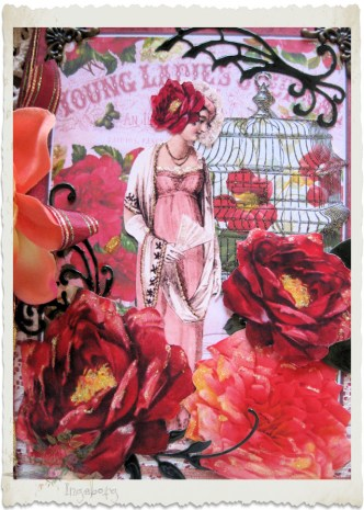 Young ladies journal front cover