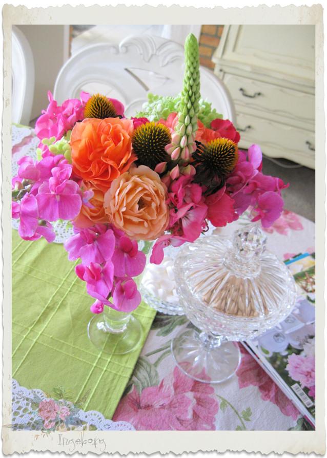 A bouquet from my garden