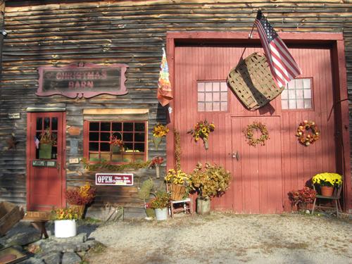 Christmas Barn ~ 10.23.10 ~ Woodstock, Connecticut