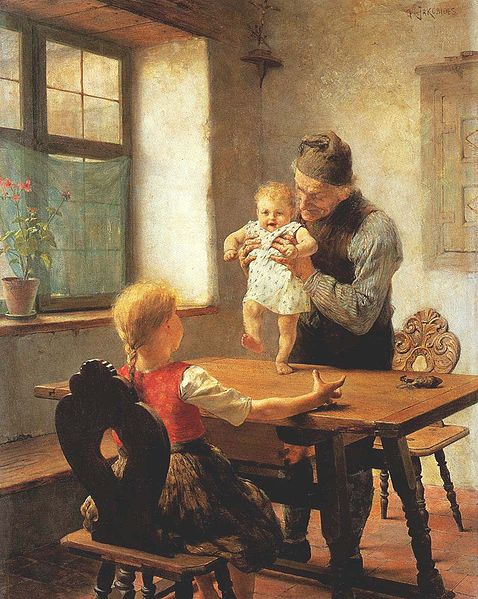 """""""The First Steps"""" by Georgios Jakobides"""