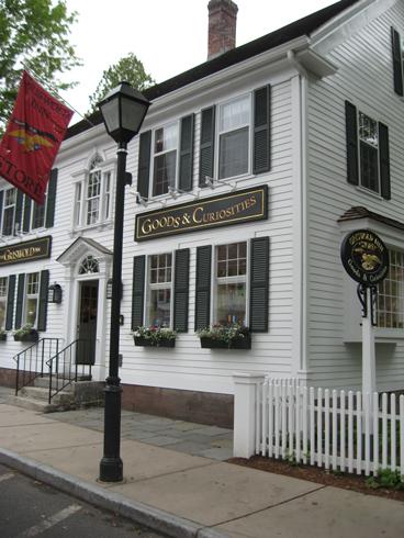 6.11.11 ~ Essex, Connecticut