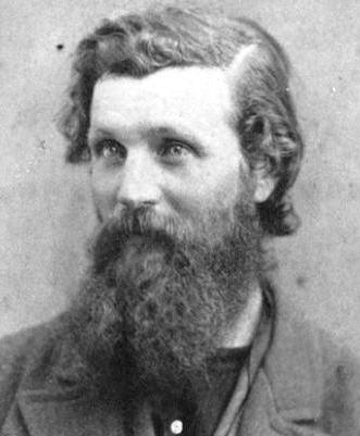 """""""John Muir"""" by H. W. Bradley & William Rulofson"""