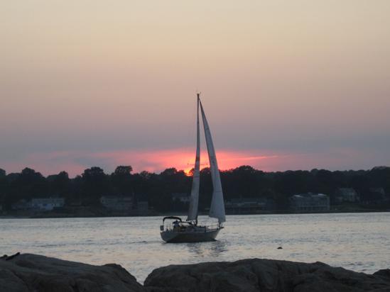 8.20.11 ~ Eastern Point Beach