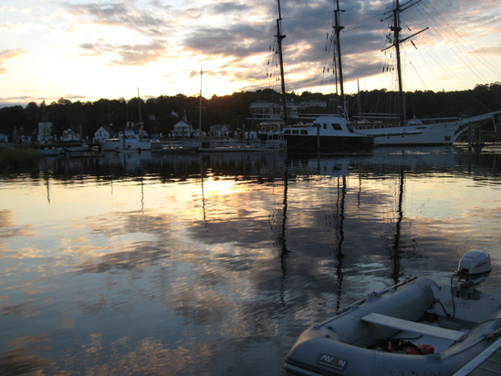 9.11.11 ~ Mystic, Connecticut