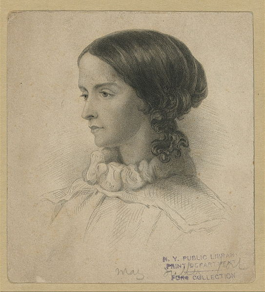 Sarah Margaret Fuller Ossoli (1810-1850)