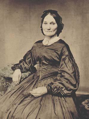 Lydia P. (Randolph) Hubbard (1807-1901)