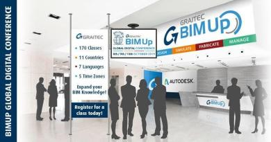 Graitec lancia la BIMUp Global Digital Conference