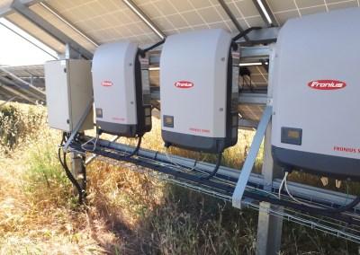 7 centrales solaires photovoltaïques