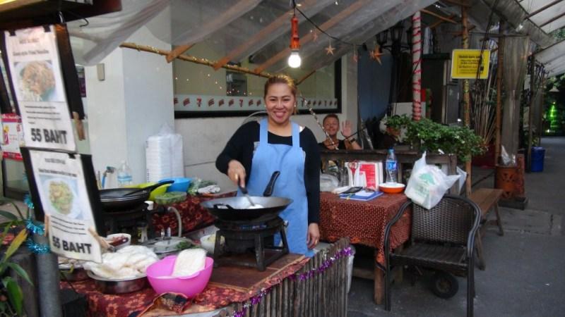 Bedste gadekøkken på Sukhumvit road (i suk 11)