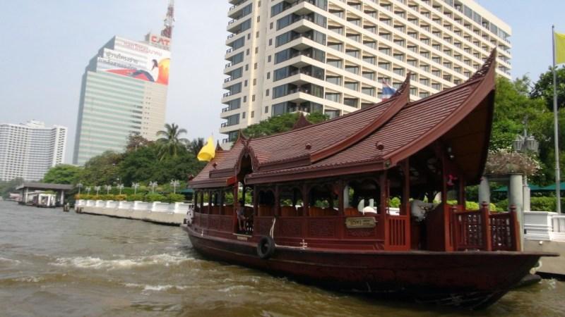 Bangkok, Chao Phraya river