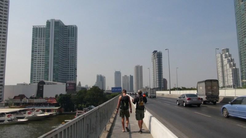 Walking Bangkok