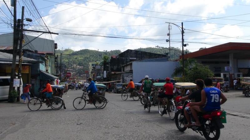 filippinerne, solskin, backpacking, tacloban, tyfon, yolanda, cykler