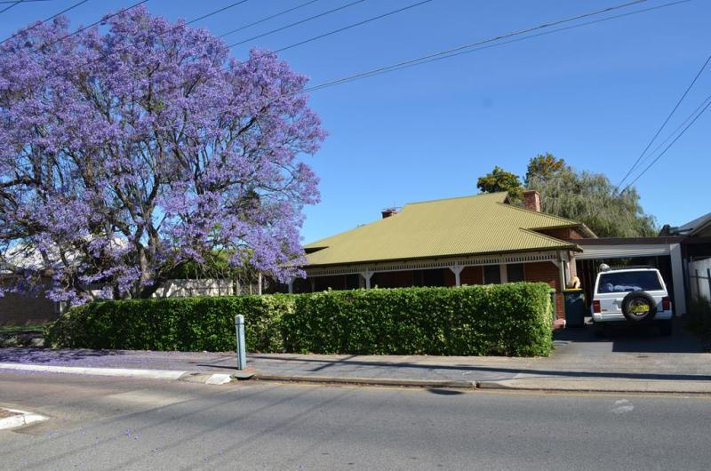 Haley's fars hus i Adelaide