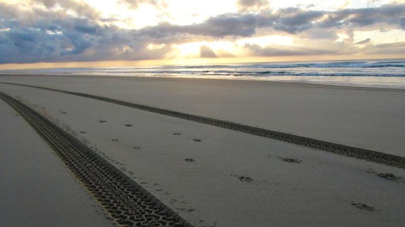 Smuk morgen på Fraser
