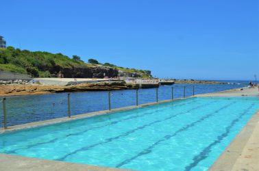 australien, sydney, bondi beach, strand, pool
