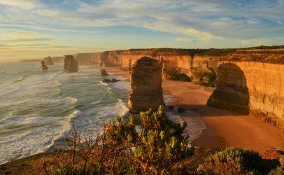 Australien, 12 apostles,