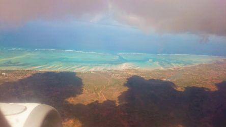Murrebue beach set fra flyveren
